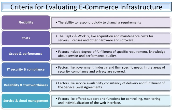 E-Commerce_Infrastructure_Evaluation_Criteria