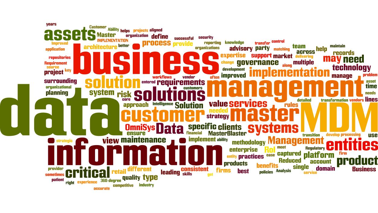 technical data management
