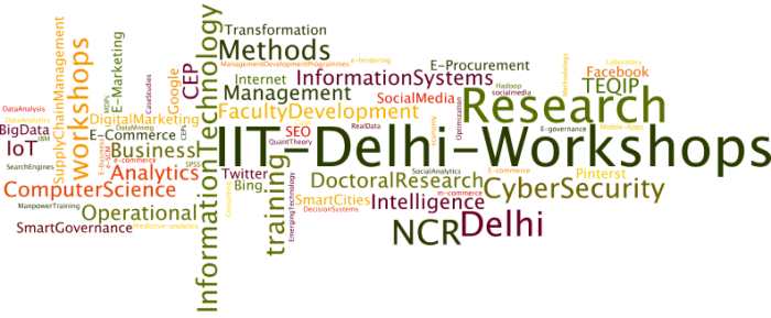 Workshops_IITDelhi